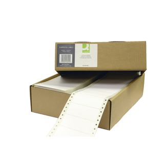 Computer Label 102x36mm 1 Across the Web White (8000 Pack)
