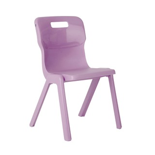 1 Piece 380mm Purple Chair (10 Pack)