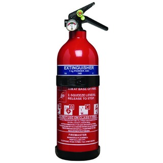 Extinguisher 1 kg ABC Powder ABC