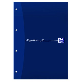 My Notes A4 Refill Pad Ruled Margin 160 Pages Headbound (5 Pack) 8464001