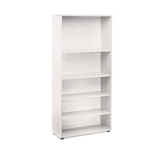 1800mm Bookcase White