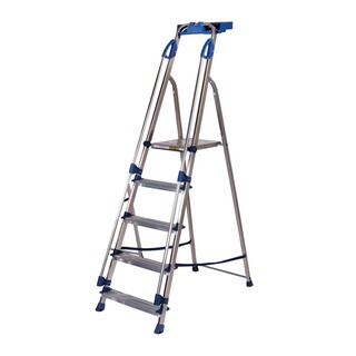 Blue Seal Aluminium Ladder 4 Tread 311494