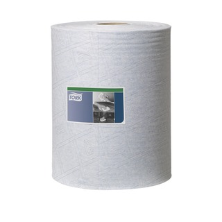Multi Purpose Cloth Combi Roll 152m White 5102
