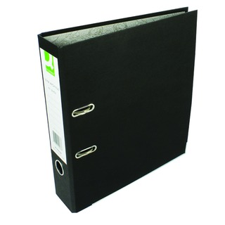 Black A4 Paper-Backed Lever Arch File (10 Pack)