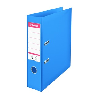 Esselte Polypropylene A4 75mm Blue Lever Arch File (10 Pack) 4