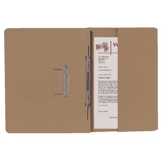 Buff Foolscap Right Hand Pocket Spiral File (25 Pack) 211/9061Z