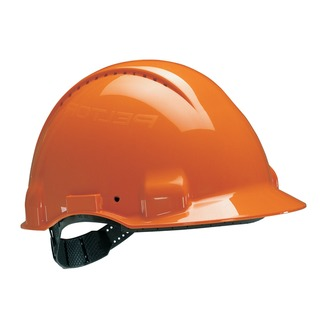 Peltor Orange G3000 Safety Helmet G30COR