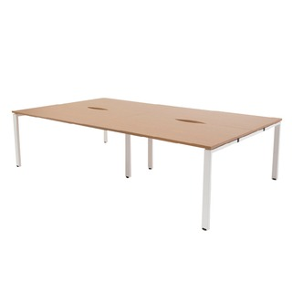 Oak 1400mm 4 Person Bench System