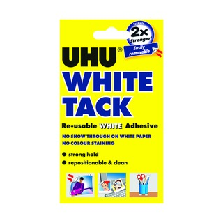 White Tack Handy Pack 62g (12 Pack)