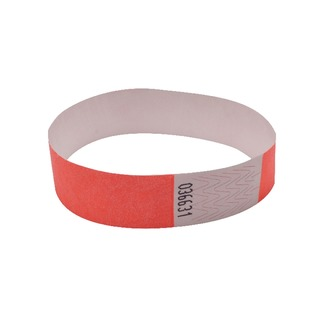 Wrist Bands 19mm Coral