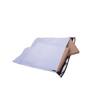 Secure Extra Strong 460 x 430mm Polythene Envelopes (100 Pack)