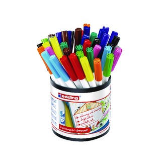 Colourpen Broad Assorted Pack of 42 1406000