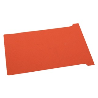 Size 2 Red T-Card (100 Pack) 32
