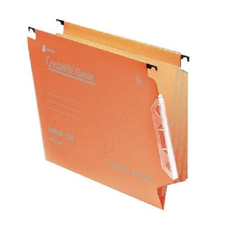 Crystalfile Classic Orange 15mm Lateral File (50 Pack)