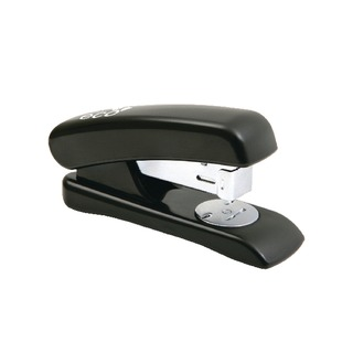 Eco Half Strip Black Stapler 108
