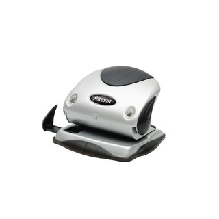 Precision P215 2 Hole Punch Black and Silver 15 Sheet 2100738
