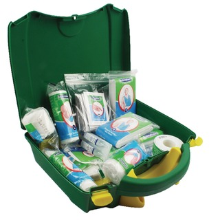 Green Box Vehicle First Aid Kit 102