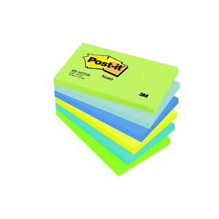Post-it 76x76mm Dream Colours Notes (6 Pack) 654MT