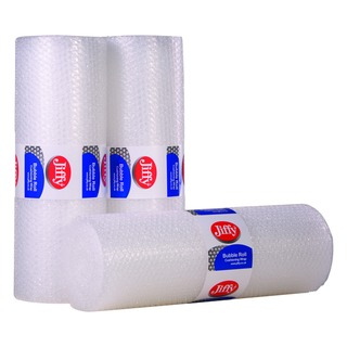 Bubble Film Roll 500mmx10m Clear BROC37737