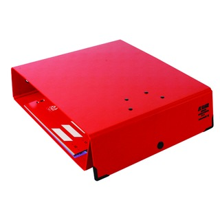 Double A4 Red Lever Arch File DA4R