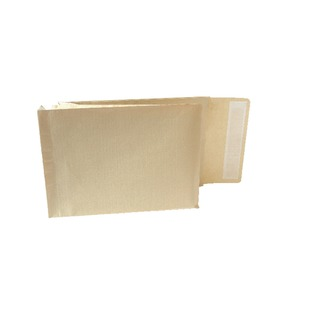 Armour Gusset C4 Envelope Manilla 130gsm Peel and Seal (100 Pack)