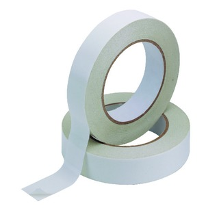Double Sided Tape 25mm x 33m (6 Pack)