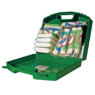 Green Box 20 Person First Aid Kit 1002279