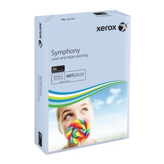 Symphony Pastel Blue A4 160gsm Card (250 Pack)
