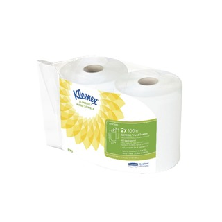 Hand Towels White (6 Pack) 676