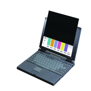 Black Privacy Filter for Laptops 17in Standard 5:4 PF17.