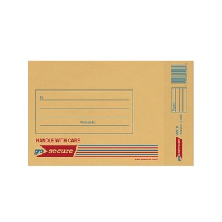 Bubble Lined Envelope Size 3 150x215mm Gold (100 Pack)