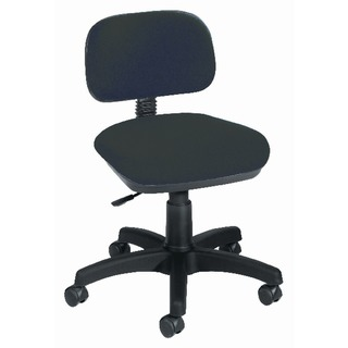 Typist Charcoal Chair