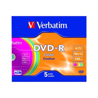 4.7GB Non-Printable Jewel Case DVD-R (5 Pack) 4
