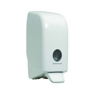White Foam Sanitiser Dispenser 6948