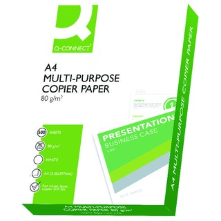 White A4 80gsm Copier Paper (2500 Pack)