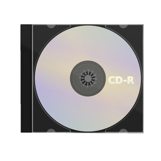 CD-R Slimline Jewel Case 80min 52x 700MB