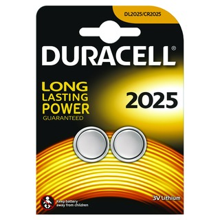 DL2025 3V Lithium Button Battery (2 Pack) 75072667