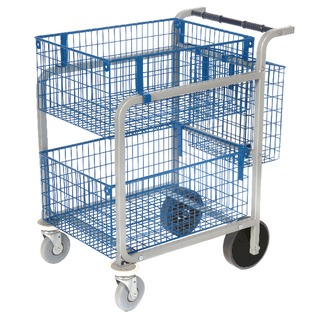 Secure Large Trolley 584x762x914mm MT