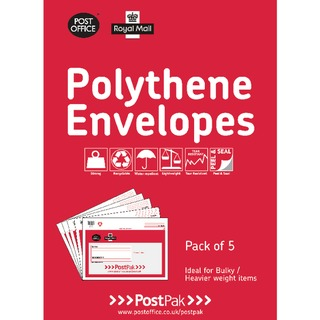 lythene Size 1 Bubble Mailer (13 Pack) 101-3489