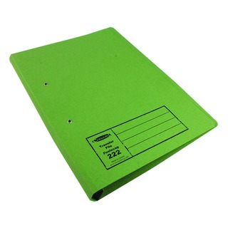 Foolscap Green Transfer File (25 Pack) 346-GRNZ