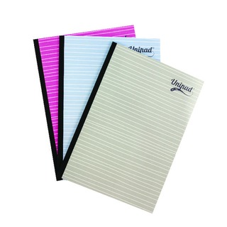 Unipad Refill Pad Sidebound A4 400 Pages (9 Pack) URP2