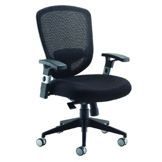 Mesh High Back Task Black Chair