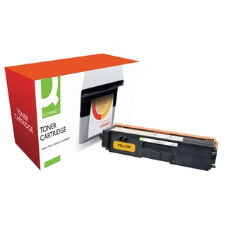 Brother Remanufactured Yellow Toner Cartridge