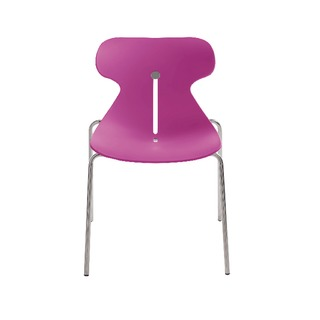 Breakout Chair Fuchsia (Pack of 1)