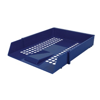 Blue Contract Letter Tray