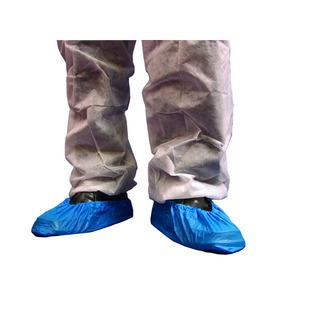 Blue 14 inch Overshoes (2000 Pack) DF01