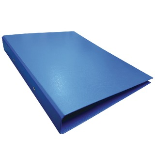 Blue A4 2-Ring Ring Binder (10 Pack)