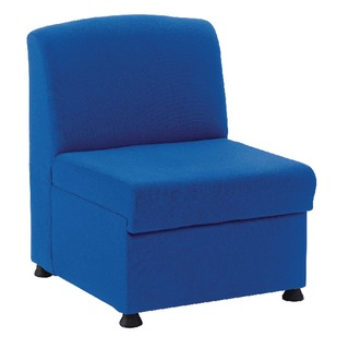 Modular Reception Blue Chair