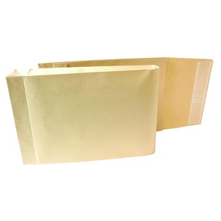 Armour 465 x 340 x 50mm Manilla Pl/Sl Gusset Envelope (100 Pack)