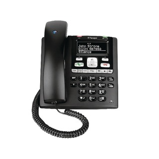 Paragon 650 Corded Phone With Answer Machine 032116